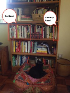 To read and read Lee-Anne Ragan