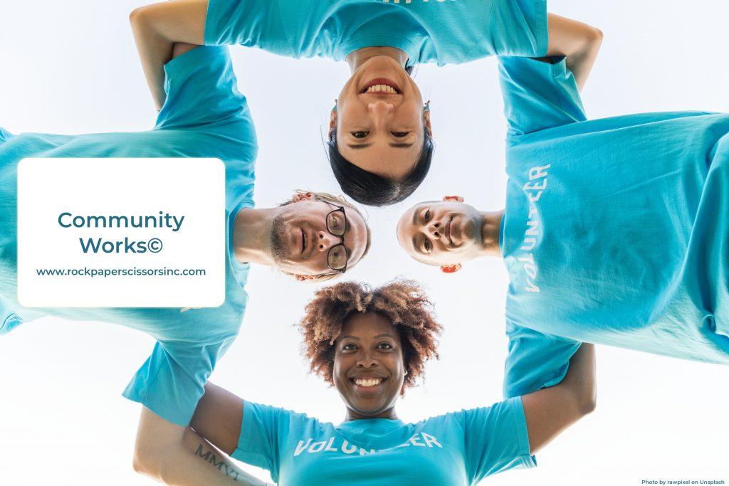 virtual teams community works