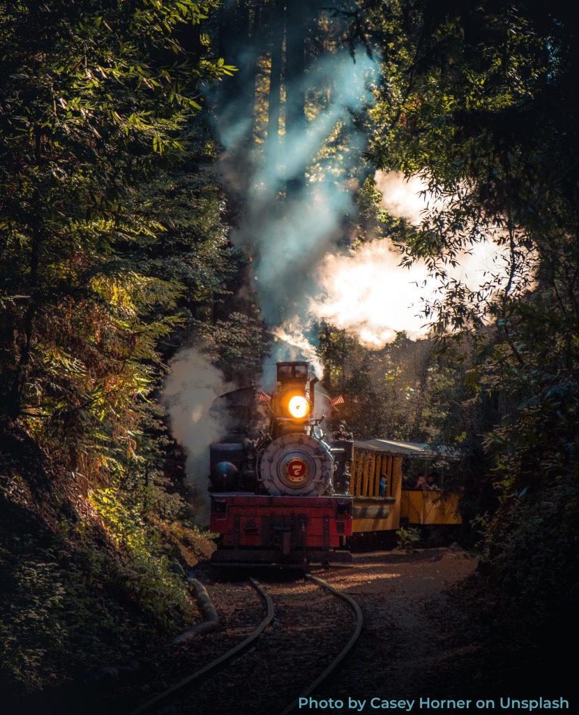 Refeather train