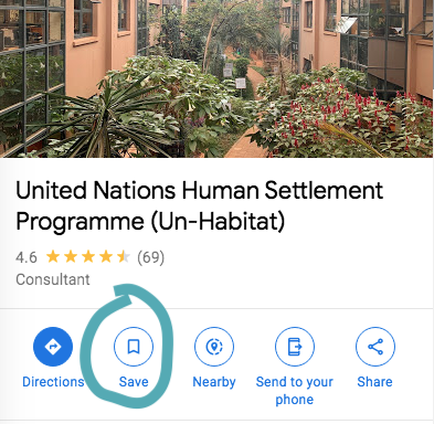 Google UN