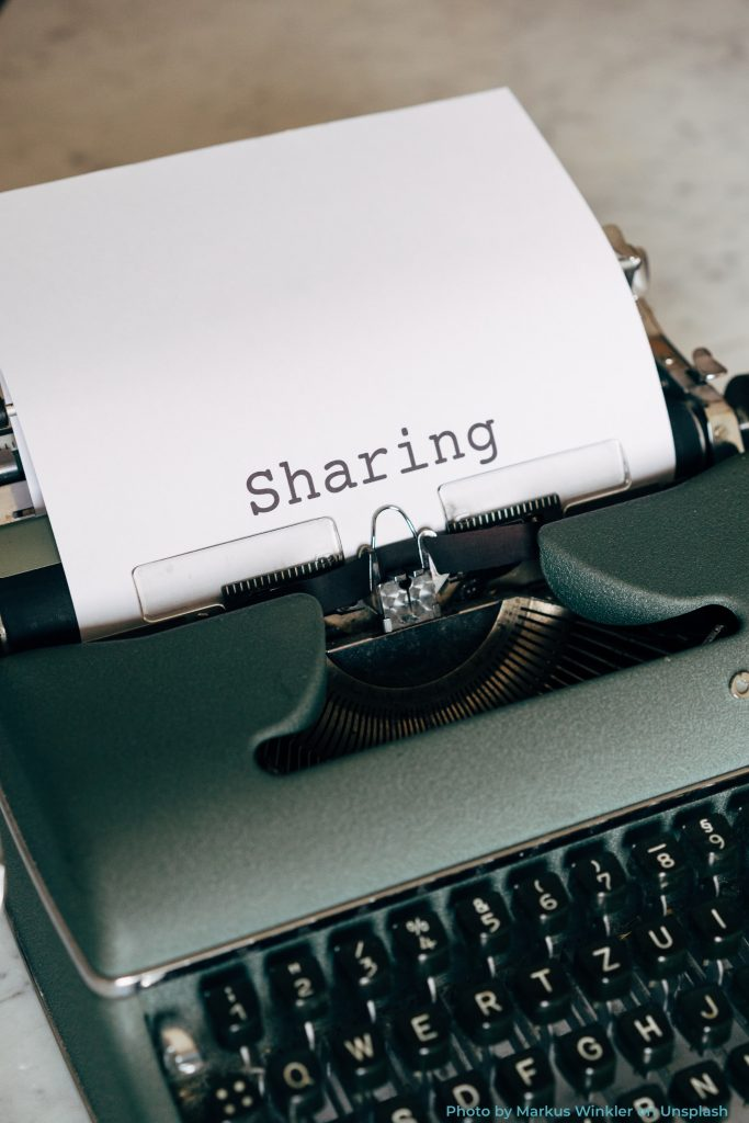 Padlet share