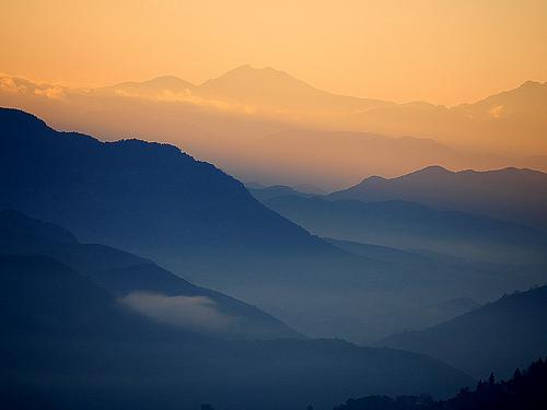 Life Lenses Mountain